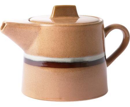 Ručne vyrobená čajová  kanvica 70's