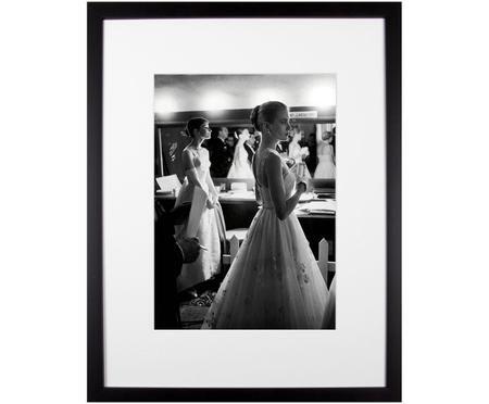 Zarámovaný digitální tisk Grace Kelly & Audrey Hepburn
