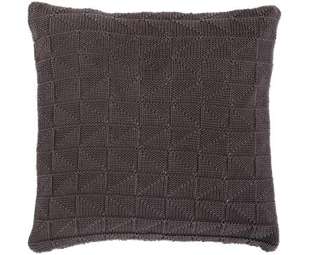 Housse de coussin en tricot Amilia