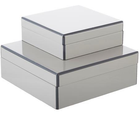 Set de cajas joyero Stambuli, 2uds.