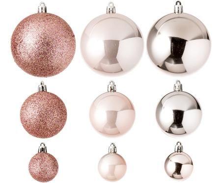 Set palline di Natale Silvia, 46 pz.