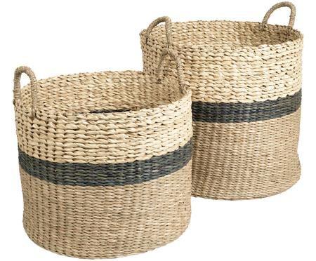 Set de cestas Marlene, 2pzas.