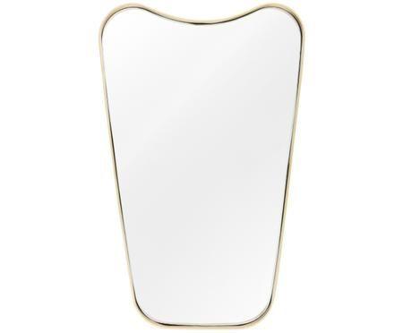 Wandspiegel Goldie mit Goldrahmen