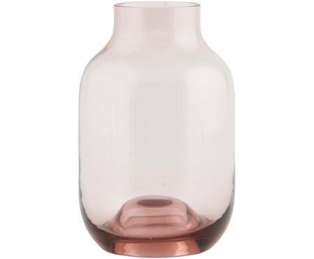 Skleněná váza Shabergie