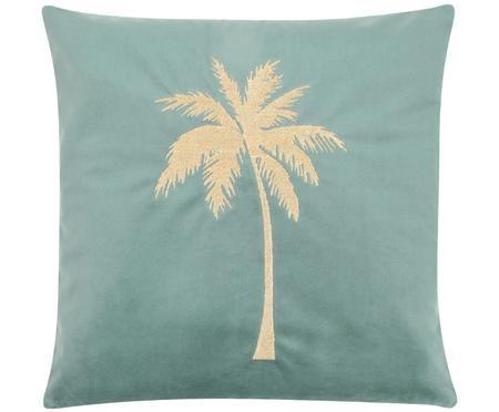Fluwelen kussenhoes Palmsprings