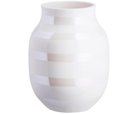 Handgemaakte design vaas Omaggio, medium