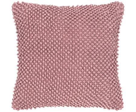 Housse de coussin à texture douce Indi