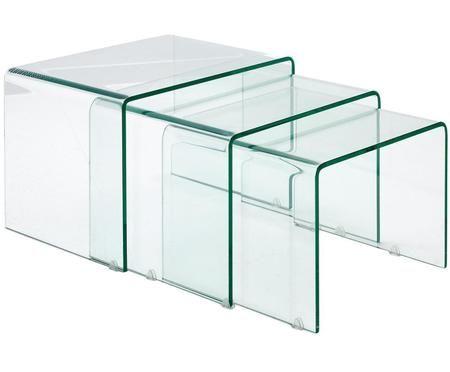 Set de mesas auxiliares Ringo, 3pzas.
