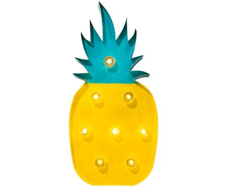 LED Leuchtobjekt Pineapple