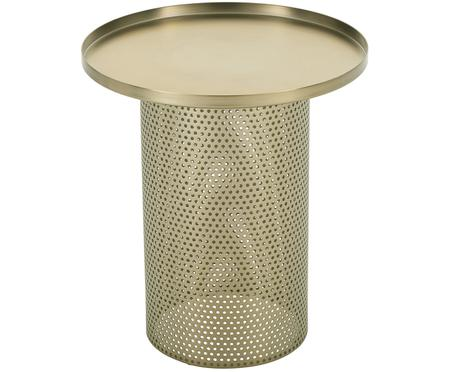 Stolik pomocniczy z metalu Victor