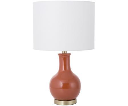 Lampada da tavolo in ceramica Madeleine