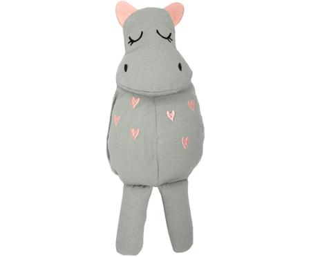 Peluche ippopotamo in cotone biologico Hippo