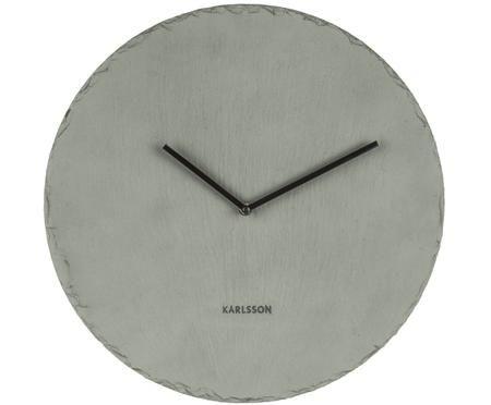 Horloge murale Slate