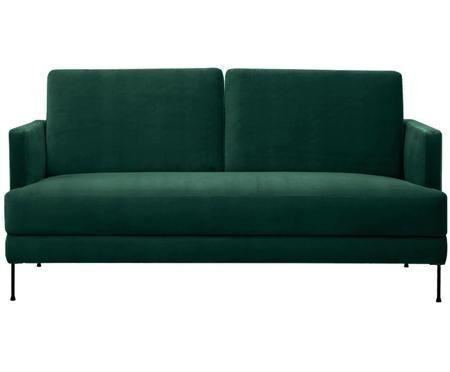 Samt-Sofa Fluente (2-Sitzer)