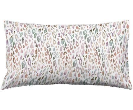 Funda de almohada de satén Animal Print