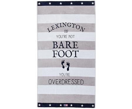 Ręcznik plażowy Barefoot