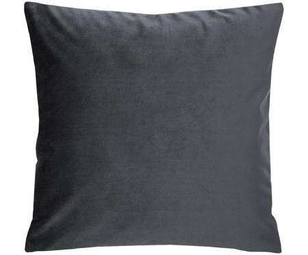 Poszewka na poduszkę z aksamitu Monet
