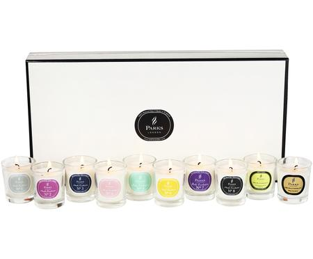 Set candele profumate Aromatherapy, 10 pz.