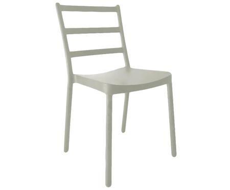 Chaise en plastique Judith