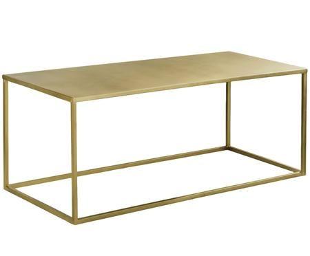 Kovový konferenční stolek Stina