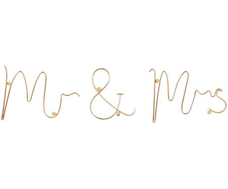 Wandobject Mr & Mrs