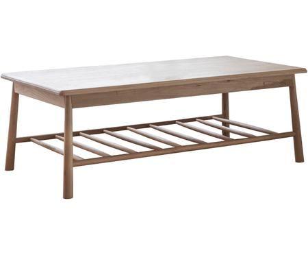 Tavolino da salotto in legno di quercia  Wycombe