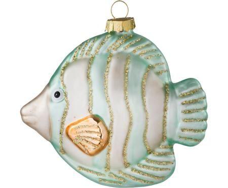 Adorno navideño Fish Stripe
