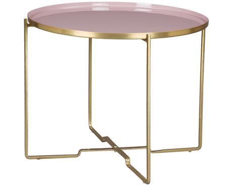 Table d'appoint avec plateau amovible Jules