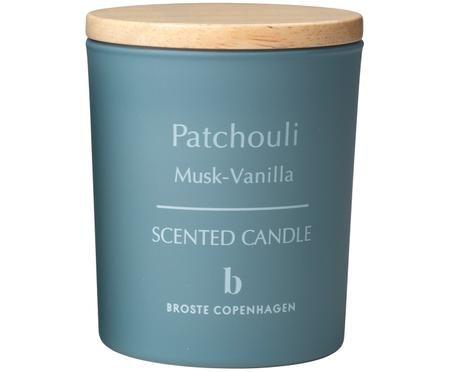 Candela profumata Patchouli (muschio, vaniglia)
