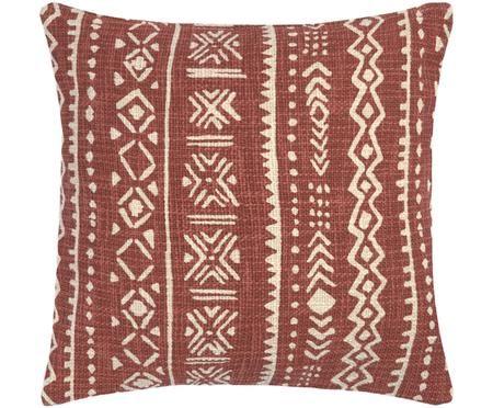 Kissenhülle Masai mit grafischem Muster
