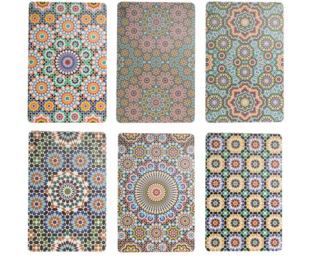 Set de manteles individuales Marrakech, 6 uds..