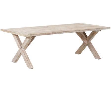 Table de jardin en bois Arizona