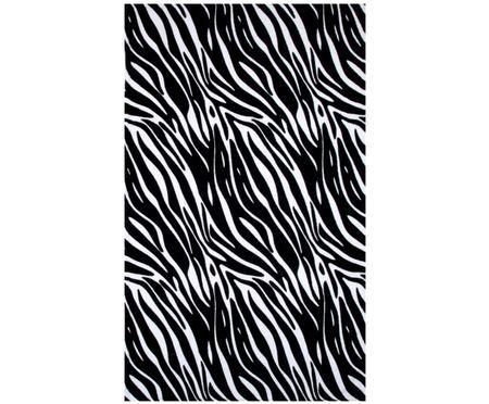Strandtuch Zebra
