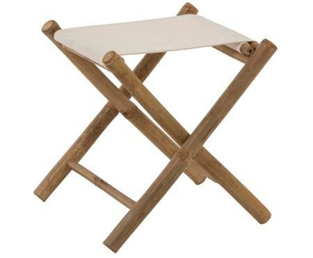 Záhradný stolček z bambusu Bindi