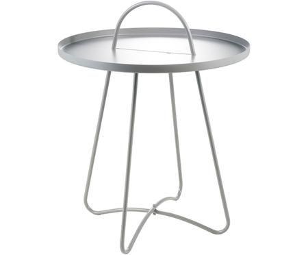 Stolik pomocniczy z metalu Pronto