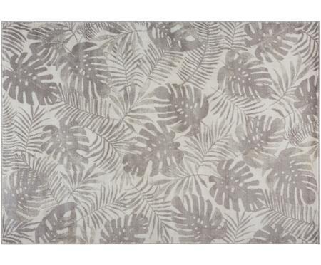 Teppich Charante mit tropischem Print