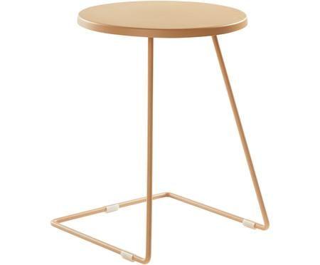 Tavolino in metallo Eden