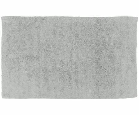Tappetino da bagno in grigio Luna