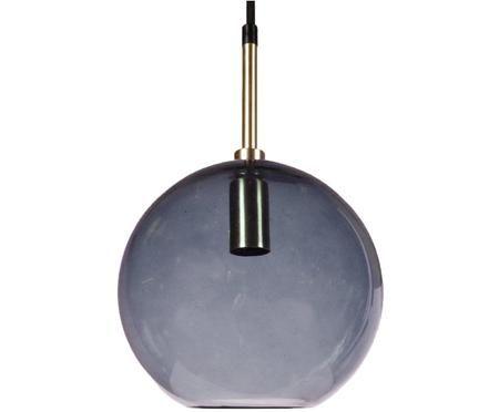 Hanglamp  Milla met glazen bol
