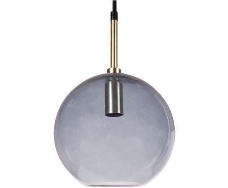 Lampa wisząca ze szkła Milla