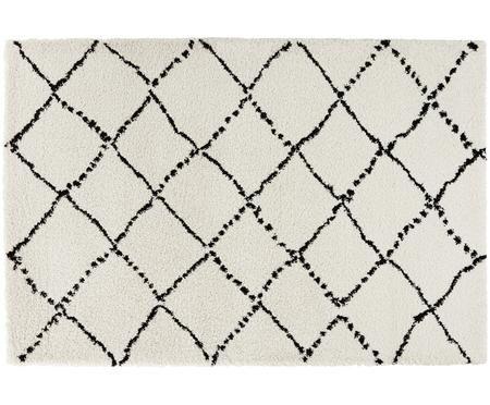 Načechraný koberec svysokým vlasem Hash