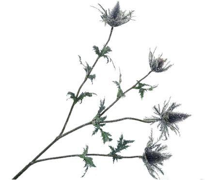 Kunstblume Distel