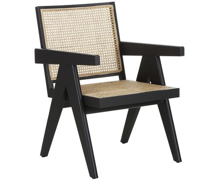 Fauteuil en cannage Sissi