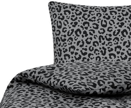 Perkal-Bettwäsche Leopard
