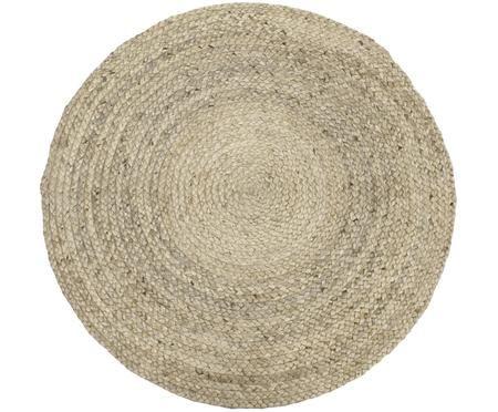 Alfombra artesanal de yute Sharmila