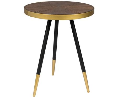 Table d'appoint ronde Denise