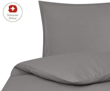 Soft-Washed Leinen-Bettdeckenbezug Breeze