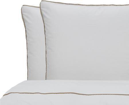 Parure de lit en percale Leonie