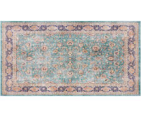 Vintage Teppich Keshan Maschad