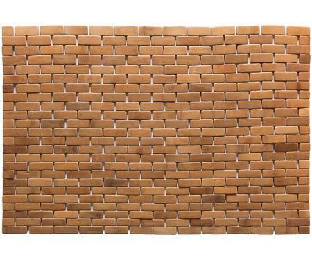 Mata łazienkowa z drewna bambusowego Mosaic